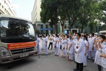Hàng trăm thầy thuốc 'Nam tiến', nhiều Bệnh viện tư chuyển đổi công năng điều trị bệnh nhân COVID-19
