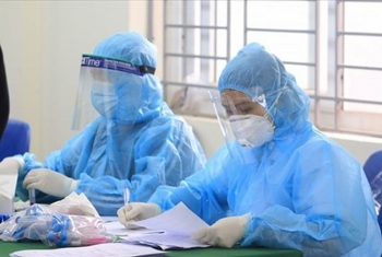 Hà Nội: Thêm 6 ca dương tính SARS-CoV-2 liên quan Bệnh viện Việt Đức