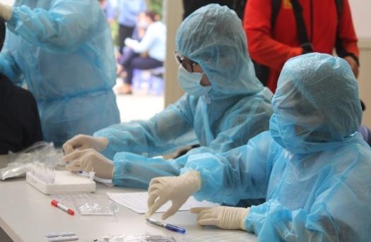 Trưa 28/7, Hà Nội thêm 35 người nhiễm SARS-CoV-2