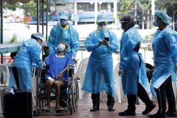 Thái Lan ghi nhận ca mắc COVID-19 cao kỷ lục