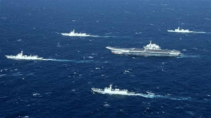 Anh đưa nhóm tàu sân bay vào Biển Đông, Trung Quốc lập tức có hành động - 1