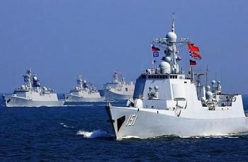 Anh đưa nhóm tàu sân bay vào Biển Đông, Trung Quốc lập tức có hành động