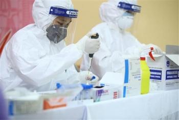 65 người nhiễm SARS-CoV-2 ở Hà Nội trong ngày 28/7