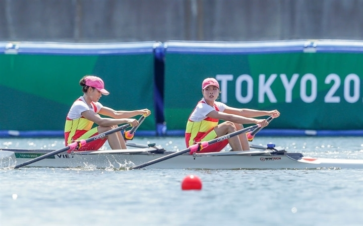 Trực tiếp Olympic Tokyo 2020: Ánh Viên tiếp tục tranh tài - 1