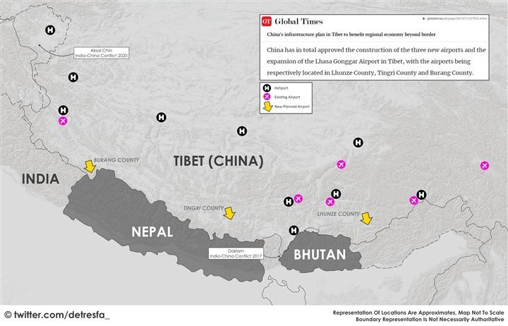 Ấn Độ điều tiêm kích Rafale đến biên giới ngay sau động thái lạ của Trung Quốc - 2