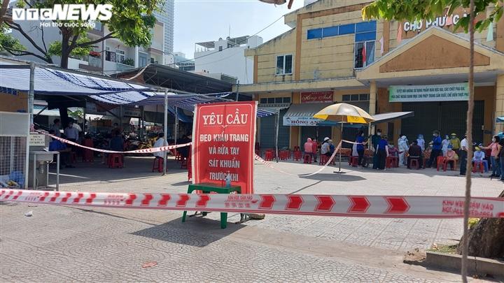Từ 12h ngày 30/7, Đà Nẵng áp dụng biện pháp phòng chống dịch mới - 1