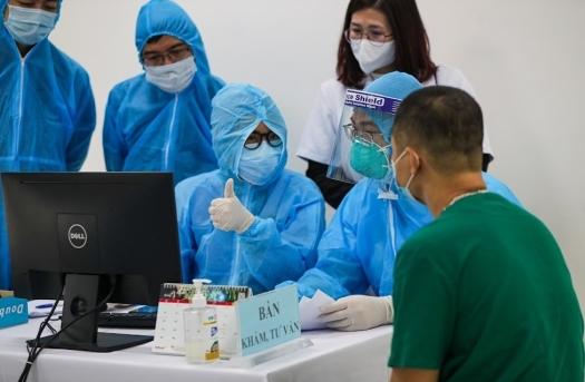 Chiều 30/7, Việt Nam thêm 3.657 ca COVID-19 mới
