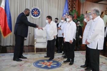 Tổng thống Philippines khôi phục thỏa thuận quân sự quan trọng với Mỹ