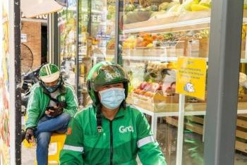 Grab tặng gói bảo hiểm Vững tâm hỗ trợ đối tác tài xế trong dịch Covid-19