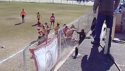 4 cầu thủ nhập viện sau vụ ẩu đả bóng đá nữ Argentina
