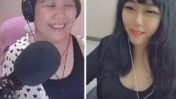 thanh nu livestream vo tinh lo dien la mot phu nu 58 tuoi