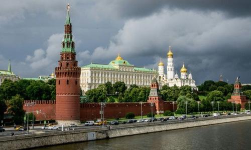 nga tim thay bom chua no trong dien kremlin