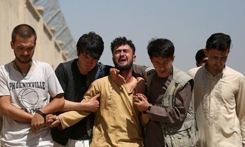 is nhan trach nhiem danh bom dam cuoi o afghanistan