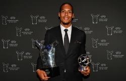Van Dijk hay nhất châu Âu, nhận phiếu bầu gấp 4 lần C. Ronaldo