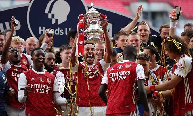 arsenal doat cup fa