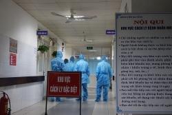 Hai bệnh nhân Covid-19 tử vong trong đêm