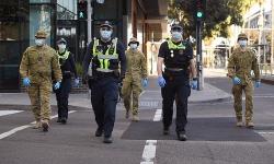 Australia áp lệnh giới nghiêm Melbourne
