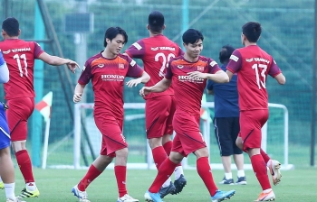 Tuyển Việt Nam hội quân giữa mùa dịch, chạy đà cho vòng loại World Cup