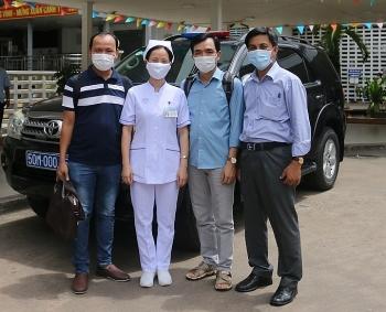 Bệnh viện Chợ Rẫy chi viện Đà Nẵng lần 5