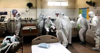 Hải Phòng cử đoàn y bác sỹ vào Đà Nẵng hỗ trợ chống COVID-19