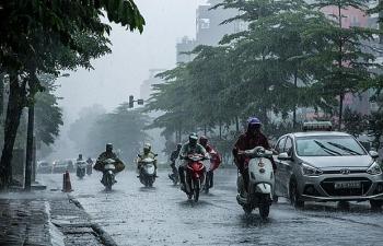 Thời tiết hôm nay 6/8: Bắc Bộ mưa rất to, cảnh báo lũ quét