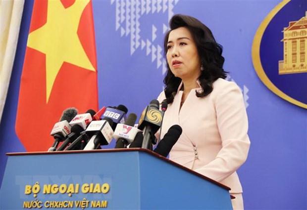 Viet Nam phan doi Trung Quoc dieu tau chien, may bay toi Truong Sa hinh anh 1