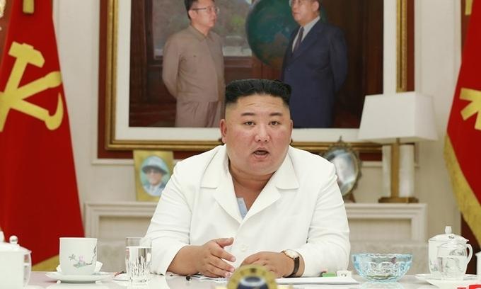 kim jong un thi sat vung lu