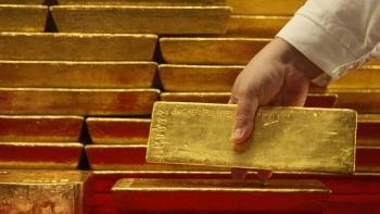 Giá vàng thế giới lập đỉnh mới