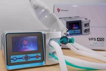 Vingroup trao tặng 1.700 máy thở xâm nhập, hoá chất cho Bộ Y tế