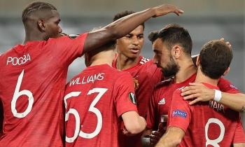 Bruno Fernandes ghi bàn, MU chật vật thắng trận đấu đặc biệt nhất Europa League