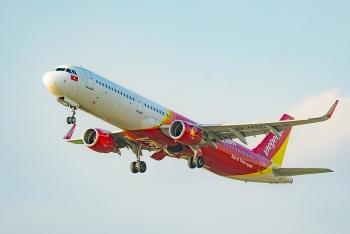 Vietjet đưa hành khách mắc kẹt tại Đà Nẵng về Hà Nội và TP.HCM