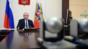 Tổng thống Putin: Nga là nước đầu tiên có vaccine ngừa Covid-19