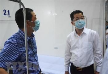 Bệnh viện dã chiến Cung thể thao Tiên Sơn sẽ vận hành từ ngày 14/8