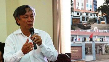 """""""Lùm xùm"""" trước phiên xét xử cựu Giám đốc Sở Y tế Long An"""