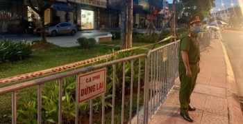 Thành phố Hải Dương cách ly xã hội