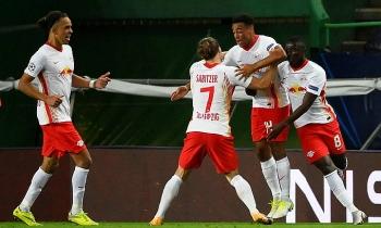 Leipzig đá bay Atletico khỏi Champions League