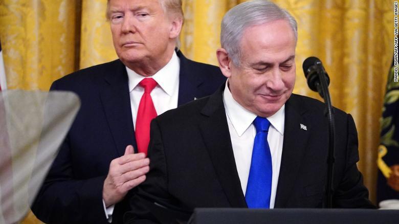 thoa thuan israel uae hoa no tren sa mac hay lien minh ngam chong iran