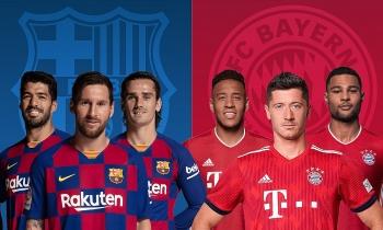 Tương quan trước trận Barca - Bayern