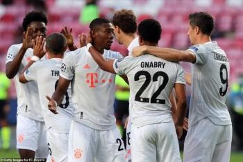 Bán kết Champions League sạch bóng đại diện Anh, Ý, Tây Ban Nha