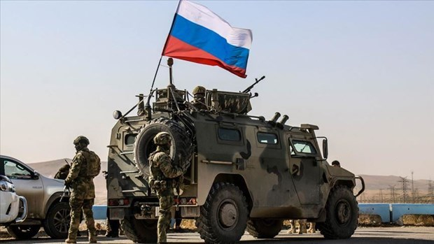 Phai doan Nga trung bom tai Syria, 1 thieu tuong thiet mang hinh anh 1
