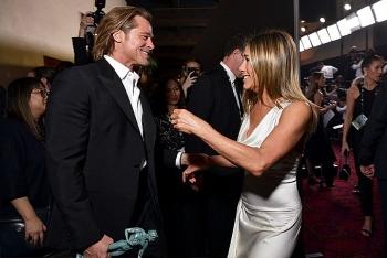 Brad Pitt hoạt động từ thiện cùng Jennifer Aniston