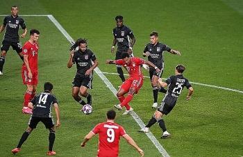 Bayern đấu PSG ở chung kết Champions League