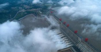 Đập Tam Hiệp (Trung Quốc) mở 11 cửa xả lũ lớn chưa từng có