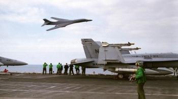Nhật-Mỹ tập trận không quân và hải quân trên Biển Hoa Đông