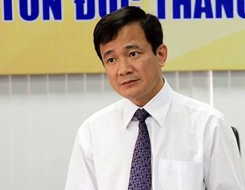 Hiệu trưởng Đại học Tôn Đức Thắng bị đình chỉ công tác