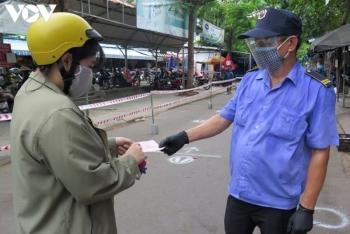 Đà Nẵng siết chặt phòng chống dịch Covid-19 tại các chợ