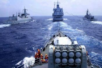 Trung Quốc liên tiếp tập trận với mưu toan dùng sức mạnh quân sự để áp đặt chủ quyền phi pháp trên Biển Đông