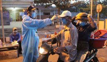 Chợ đầu mối thủy sản Đà Nẵng tạm thời không cho người dân vào chợ mua hàng lẻ