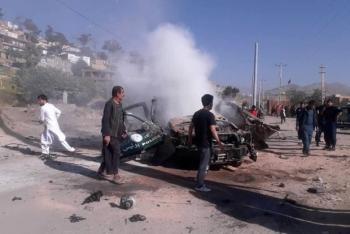 Đánh bom liều chết gây nhiều thương vong tại Afghanistan