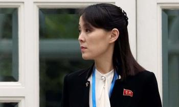 Em gái ông Kim Jong-un phụ trách cơ quan quan trọng của Triều Tiên?